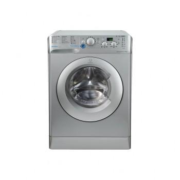 Indesit Innex 7kg 1400rpm Washing Machine - Silver