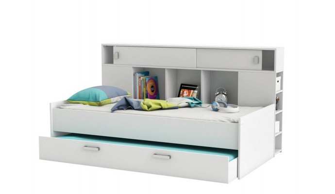Sherwood Storage Guest Bed
