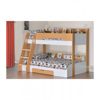 Flick Triple Sleeper Bunk Bed