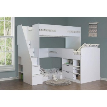 Oscar Triple Sleeper Bunk Bed