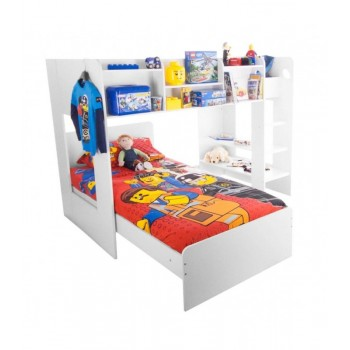 Wizard Junior L Shaped Bunk Bed