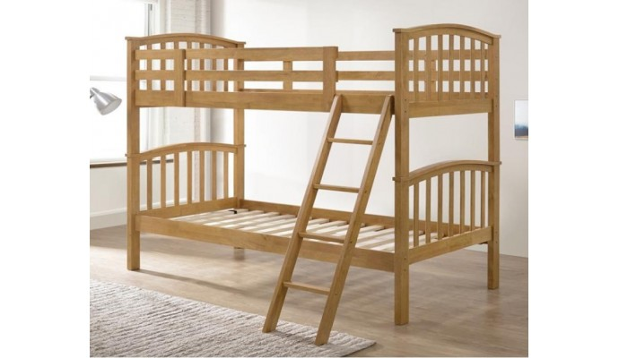 Chester Hardwood Bunk Bed